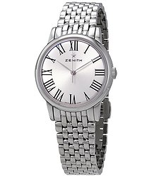 Zenith Elite Lady Automatic Silver Dial Ladies Watch