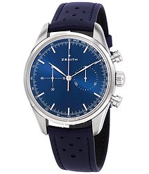 Zenith Heritage 146 Chronomaster Automatic Blue Dial Men's Watch