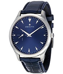 Zenith Heritage Blue Dial Automatic Men's Watch