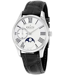 Zenith Heritage Lady Silver Dial Automatic Ladies Watch