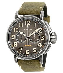 Zenith Heritage Pilot Type 20 Chronograph Automatic Men's Watch