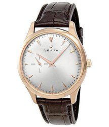 Zenith Heritage Ultra Thin Small Seconds Men's Watch 18201068101C498