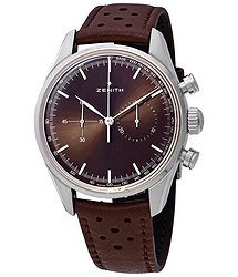 Zenith Heritage146 Chronomaster Automatic Brown Dial Men's Watch