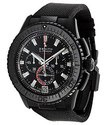Zenith Men's El Primeo Stratos Flyback Chronograph Watch