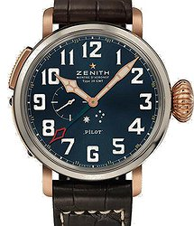Zenith Pilot Aeronef Type 20 GMT Tribute to Charles Kingsford Smith