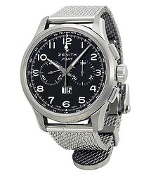 Zenith Pilot Automatic Chronograph Men's Watch 032410401021M2410