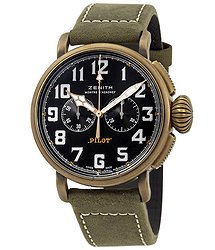 Zenith Pilot Bronze Chronograph Automatic Men's Watch