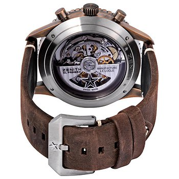 Купить часы Zenith Pilot Cronometro Tipo CP-2 Flyback Chronograph Automatic Bronze Grained Dial Men's Watch  в ломбарде швейцарских часов
