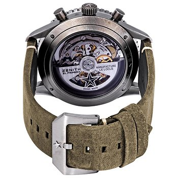Купить часы Zenith Pilot Cronometro Tipo CP-2 Flyback Chronograph Automatic Grey Grained Dial Men's Watch  в ломбарде швейцарских часов