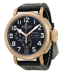 Zenith Pilot Montre D Aeronef Automatic Men's Watch