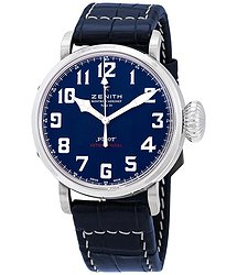 Zenith Pilot Type 20 Extra Special Automatic Blue Dial Limited Edition Men's Watch