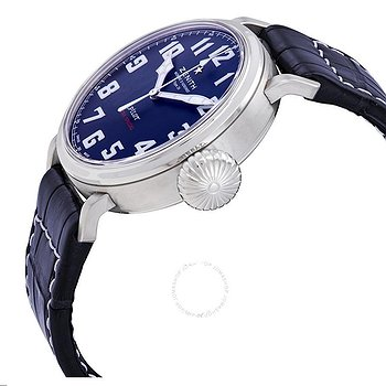 Купить часы Zenith Pilot Type 20 Extra Special Automatic Blue Dial Limited Edition Men's Watch  в ломбарде швейцарских часов