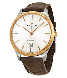 Zenith Port Royal Silver Dial Automatic Men's Watch