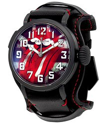 Zenith Type 20 GMT Automatic Tribute to the Rolling Stones Men's Watch